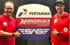 Mandalika Racing Team Resmi Bermitra dengan SAG untuk Moto2 - JPNN.com