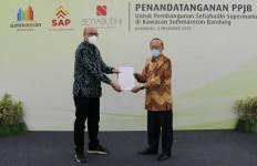 Setiabudhi Supermarket Bakal Hadir di Summarecon Bandung - JPNN.com