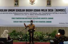 Gus Menteri: BUMDes Tak Boleh Mengganggu Unit Ekonomi Warga Desa - JPNN.com