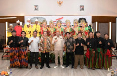 Silaturahmi Pagelaran Seni Budaya Kabupaten Bone Memperkuat Nasionalisme - JPNN.com