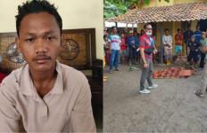 Suldin Tewas Dibacok, Pelakunya Ayah dan Anak, Brutal Banget - JPNN.com