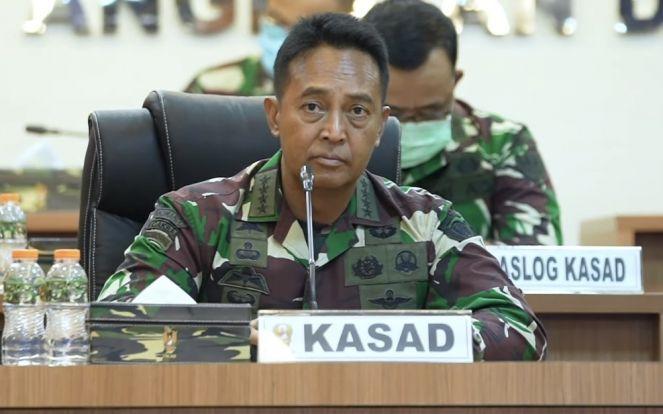Perintah Tegas Jenderal Andika: Saya Ingin Utuh, Jangan Dipecah