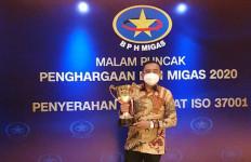 Moto Energy Raih Penghargaan dari BPH Migas, Najib: Kami Akan Terus Patuh Mengawal Energi BBM - JPNN.com
