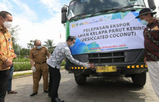 Jawa Barat Ekspor 20 Ton Kelapa Parut Kering ke Arab Saudi, Nilainya Mencapai Rp 424 Juta - JPNN.com