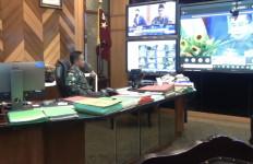 Jenderal Andika Ikuti Kegiatan IPAMS dan SELF Secara Virtual - JPNN.com