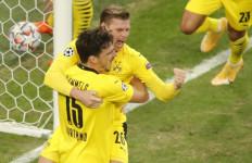 Liga Champions: Dortmund Pemuncak Klasemen Grup F - JPNN.com