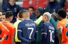 Liga Champions: Laga PSG Melawan Istanbul Basaksehir Rusuh - JPNN.com