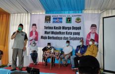 Real Count PKS, Pasangan Idris-Imam Raup 55,57 Persen Suara di Pilkada Depok - JPNN.com