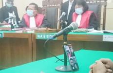 Tok, Oknum Polisi Andi Arvino Divonis 3 Tahun Penjara - JPNN.com