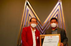 Kinerja Tetap Moncer di Kala Pandemi, Pegadaian Raih Penghargaan Marketer of The Year 2020 - JPNN.com