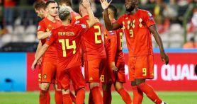 Pertarungan di Grup B, Ini Susunan Pemain Belgia vs Rusia