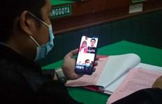 Gegara Sabu-sabu 0,1 Gram, Anggota Polsek Delitua Divonis 4 Tahun Penjara - JPNN.com
