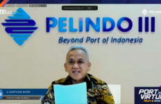 Gelar Acara Virtual Port Run and Ride 2020, Pelindo III Raih 2 Rekor MURI - JPNN.com