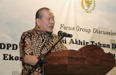 Refleksi Akhir Tahun 2020, LaNyalla Gelorakan Komitmen DPD Dari Daerah untuk Indonesia! - JPNN.com