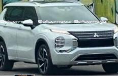 Mitsubishi Outlander Terbaru Berbagi Platform dengan Nissan X-Trail - JPNN.com