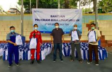 Peduli di Masa Pandemi, PT PP Berikan Sembako Gartis untuk Pekerja di Lingkungan Kantor - JPNN.com