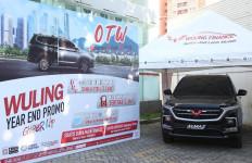 Wuling Gelar Operasi Tukar Tambah Almaz Bonus Voucher Belanja - JPNN.com