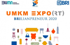 Sebanyak 573 Produk UMKM Mejeng di BRIlian Preneur UMKM Export 2020 - JPNN.com
