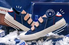 Unik, Sage Footwear Kolaborasi Bareng Hansaplast - JPNN.com