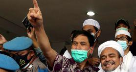 Munarman: Rakyat Indonesia Menunggu Jokowi Diperlakukan seperti Habib Rizieq