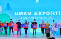 BRILIANPRENEUR 2020 Berhasil Tingkatkan Transaksi Ekspor Para Pelaku UMKM - JPNN.com