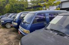 58 Kendaraan Dinas Dilelang, Siapa Berminat? - JPNN.com