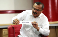 Pertama Ferdinand Pegang Nama Ganjar, Kedua Habib Rizieq, Langsung Bilang Ngeri, Luar Biasa! - JPNN.com