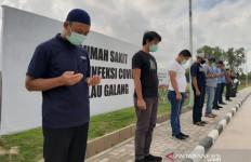 Ada Kabar Baik soal Kondisi Pasien COVID-19 di RSKI Pulau Galang - JPNN.com