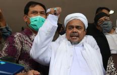 Dari Sel Tahanan, Habib Rizieq Tolak Permintaan Polda Jawa Barat - JPNN.com