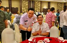 Ketua Milenial Cakra 19 Jawa Barat Sebut Nama Bu Susi dan Luhut Binsar Panjaitan - JPNN.com