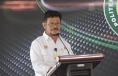 Kementan Launching Smart Green House Eduwisata di Polbangtan Bogor - JPNN.com