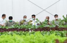 Launching Smart Garden House, Kementan Tingkatkan Kualitas Pendidikan Vokasi Pertanian - JPNN.com