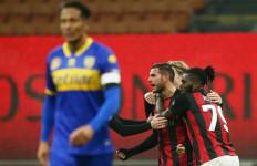 AC Milan Nyaris Menderita Kekalahan Pertama di Serie A - JPNN.com