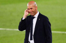 Zidane Simpan Rahasia Real Madrid - JPNN.com