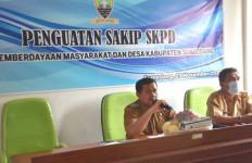 SAKIP Desa Sumedang Diapresiasi KemenPAN-RB: On The Track - JPNN.com