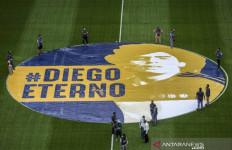 Jenazah Mendiang Maradona Harus Diawetkan Gegara Ini - JPNN.com