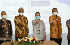 LPEI dan Bank Jateng Jalin Kerja Sama Perjanjian Penjaminan Kredit - JPNN.com