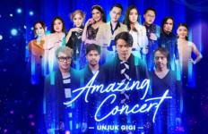 GIGI Hingga Via Vallen Meriahkan 'Amazing Concert' - JPNN.com