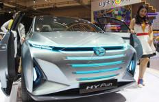 Daihatsu Siap Boyong Mobil Ramah Lingkungan ke Indonesia - JPNN.com