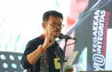 Mentan Syahrul Yasin Limpo: Jaga Harga Diri Cegah Korupsi - JPNN.com