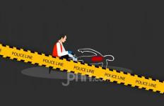 Eks Pasien Yayasan Gangguan Jiwa Keluyuran di Bandara Soetta, Terjadilah Insiden Berdarah - JPNN.com