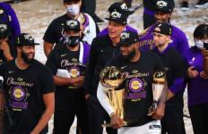Hasil Survei: LA Lakers Paling Favorit - JPNN.com