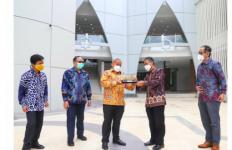 Pelindo III Salurkan Rp5 Miliar untuk Pembangunan Masjid Mardliyyah Islamic Centre di Kampus UGM - JPNN.com