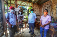 Peringati HKSN 2020, Kemensos Salurkan Bantuan di Manado - JPNN.com