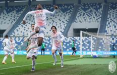 Rafael Leao Ukir Rekor Gol Tercepat di Serie A - JPNN.com