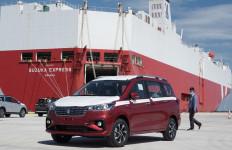 Suzuki Kapalkan All-new Ertiga ke Brunei Darussalam Melalui Pelabuhan Patimban - JPNN.com