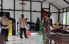 Empat Hari Jelang Natal, Ini yang Dilakukan Satgas Pamtas Yonif 642/Kapuas - JPNN.com