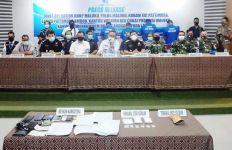 Penyelundupan Tembakau Gorila dan Sabu-sabu di Maluku Digagalkan - JPNN.com