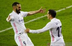 Benzema Tampil Gemilang Saat Madrid Lumat Eibar - JPNN.com