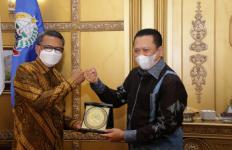 Bertemu Gubernur Nurdin Abdullah, Bamsoet Apresiasi Pertumbuhan Ekonomi Sulsel - JPNN.com